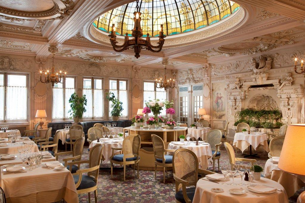 Restaurant Le Victoria Hotel Bedford Paris Luxury