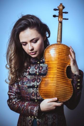 Concert du mercredi 15 juin 2016 – Alexandra Conunova (violon) et Isabelle Cottet (piano)