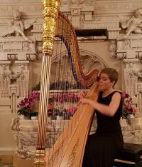 Concert du lundi 10 décembre 2018 – Agnès Clément (harpe)