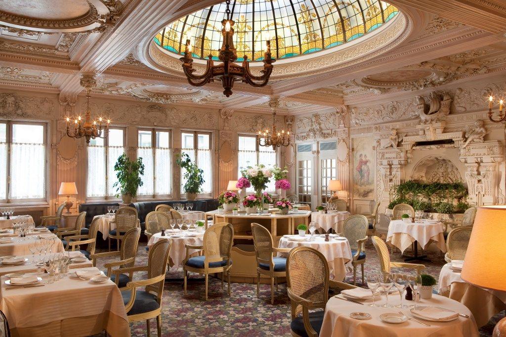 Baccarat Restaurant Menu