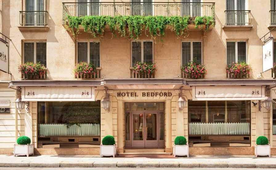 Hotel Bedford Paris